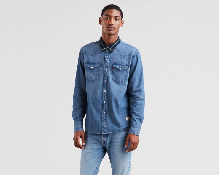 Levi's® X Justin Timberlake Barstow Western Shirt