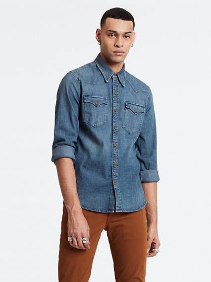 2fc1f529acd Men's Shirts | Levi's