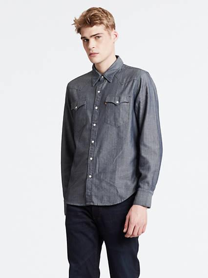 09b5e3ec876b49 Men's Shirts | Levi's