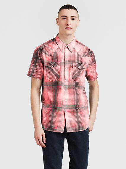 Short Sleeve Barstow Western Shirt