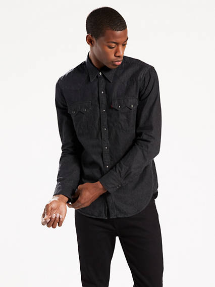 Sawtooth Western Shirt