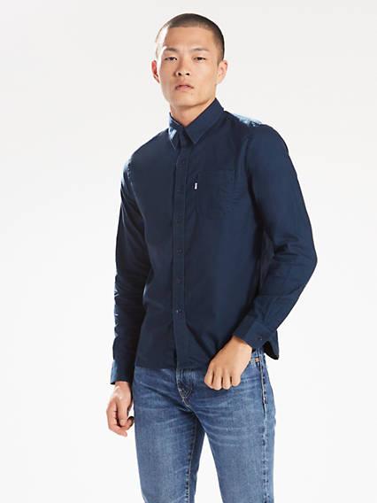 Sunset One Pocket Shirt