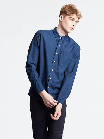5ae6579d Men's Shirts | Levi's Uk
