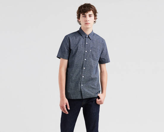 722c681a7 Mouse over image for a closer look. Short Sleeve Sunset One Pocket Shirt ...