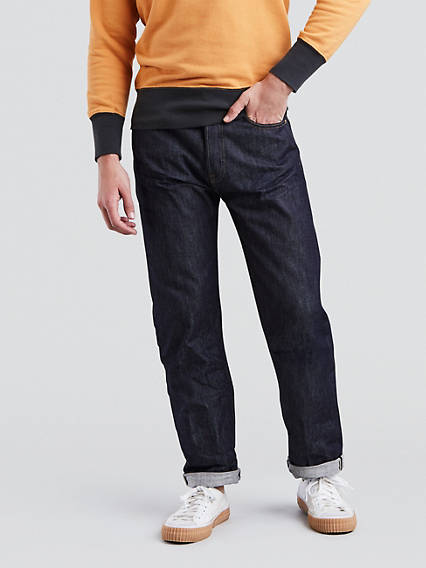 Men's Vintage Pants, Trousers, Jeans, Overalls Levis 1966 501 Jeans - Mens 28x34 $260.00 AT vintagedancer.com