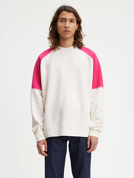 Levi's® Made & Crafted® Raglan Sweatshirt