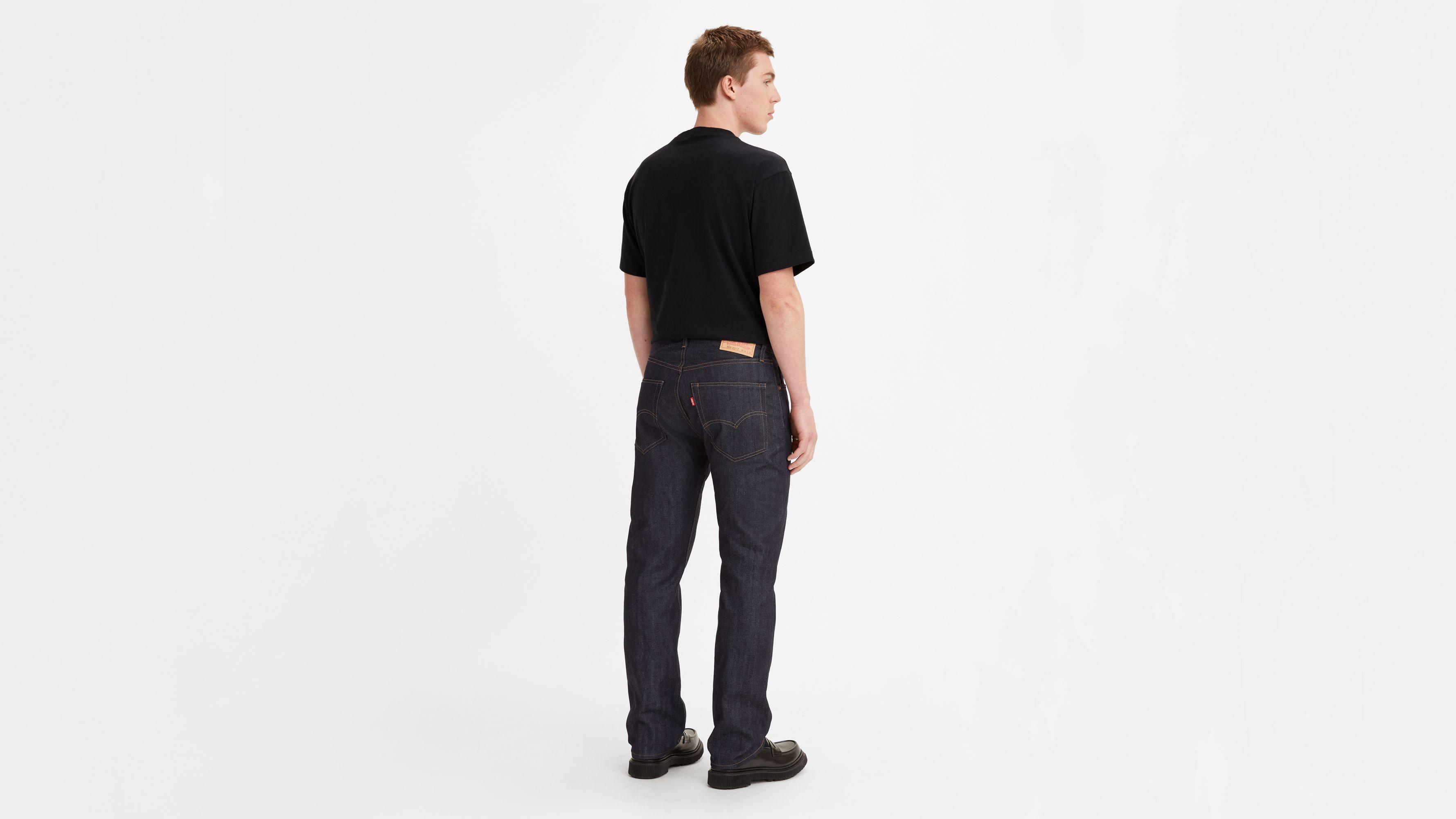 Levi's® Vintage Clothing 1967 505™ Jeans Nero | Levi's® IT