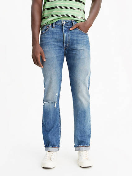 36a8037c73b 1967 505™ Regular Fit Selvedge Men's Jeans. QUICK VIEW. Sputnik. Levi's®  Vintage Clothing