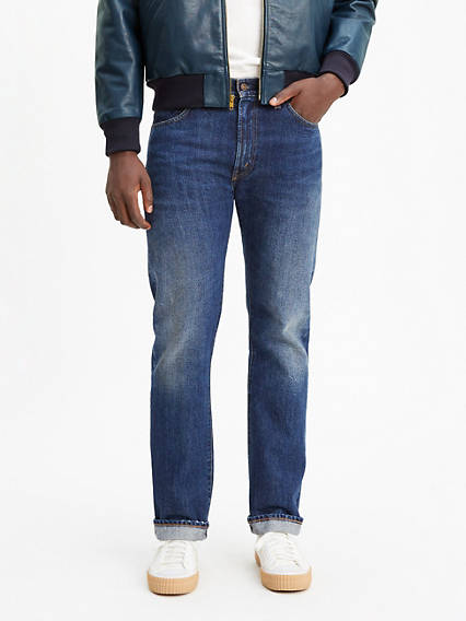 Levi's® Vintage Clothing 1967 505™ Regular Fit Selvedge Jeans