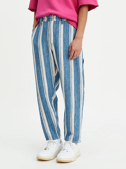 Levi's® Made & Crafted® Draft Crop Carpenter Trousers