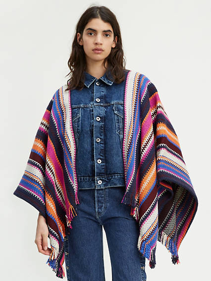 Levi's® Made & Crafted® Poncho Trucker Jacket