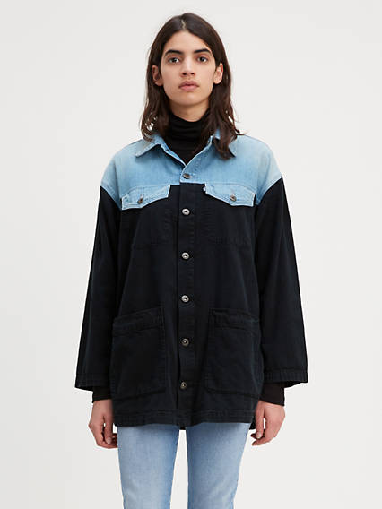 Levi's® Made & Crafted® Trucker Chore Coat