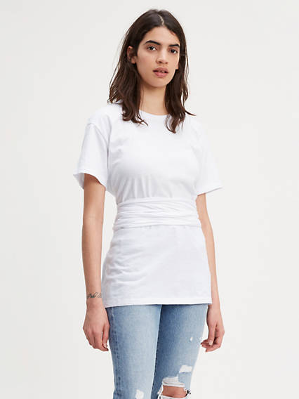 Levi's® Made & Crafted® Wrap Tee