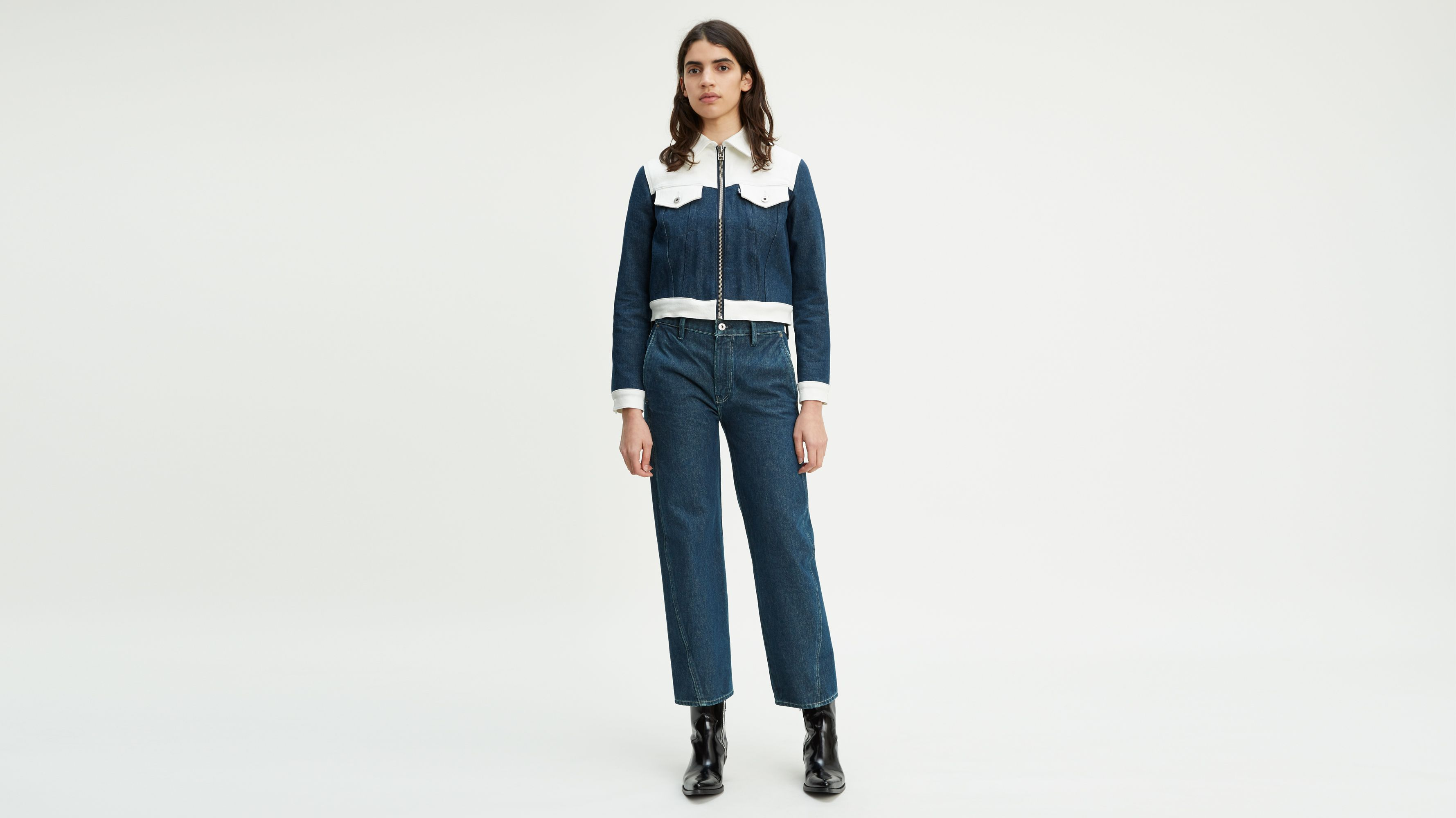 Field Pants Crafted® Levi's® amp; Cropped Made vSqAqI