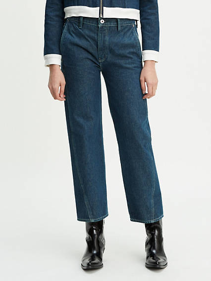 Cropped Field Pants