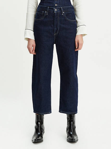 Cinch Barrel Trousers