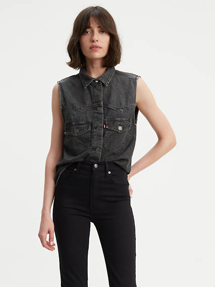 924d6ad2c02d Women's Shirts, Denim Blouses, Tank Tops & T-Shirts | Levi's® US