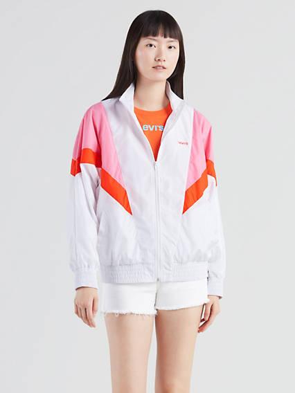 Reese Windbreaker Jacket