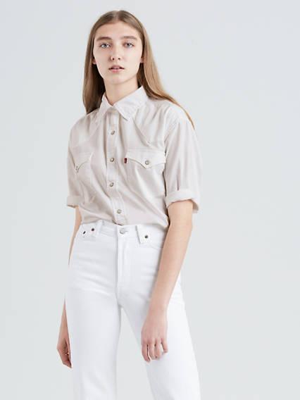 Sunny Western Shirt