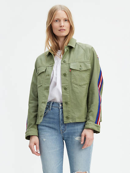 dca76e221174 Women's Coats & Jackets | Levi's