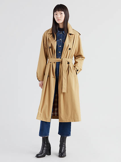 "levi's - ""Kate Trench Coat"""