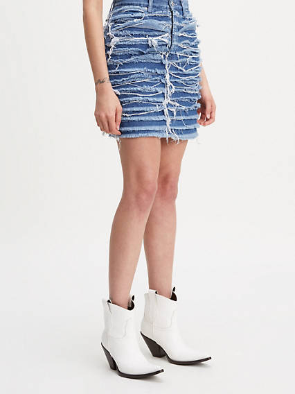 Levi's® Made & Crafted® High Rise Skirt