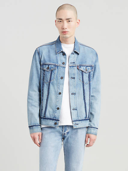 c9bae53033d Denim Jackets - Shop Men's Jean Jackets & Outerwear | Levi's® CA