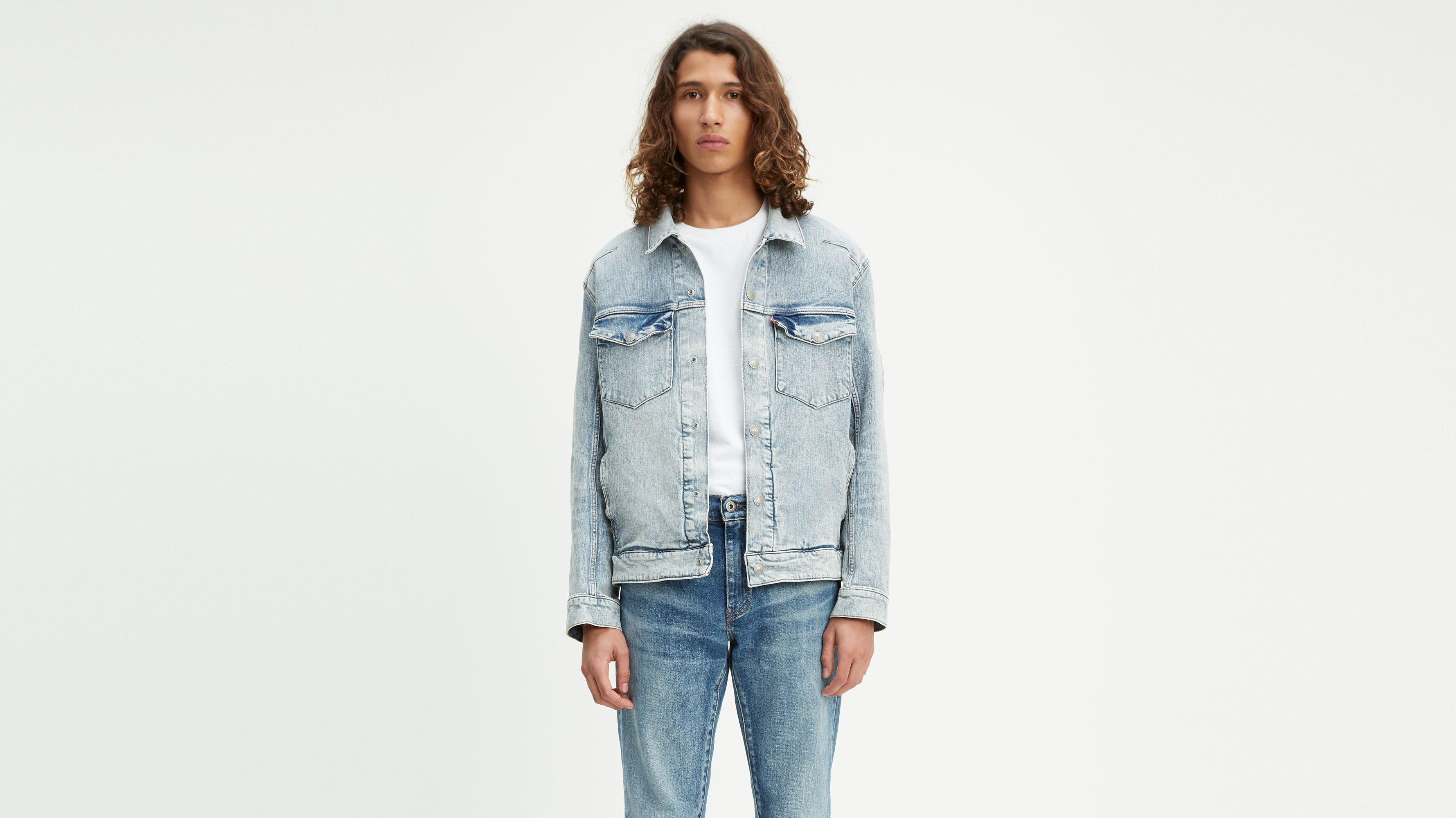 It Men's Sherpas Levi's® Giacche Di Jeans amp; SB4qYRBw