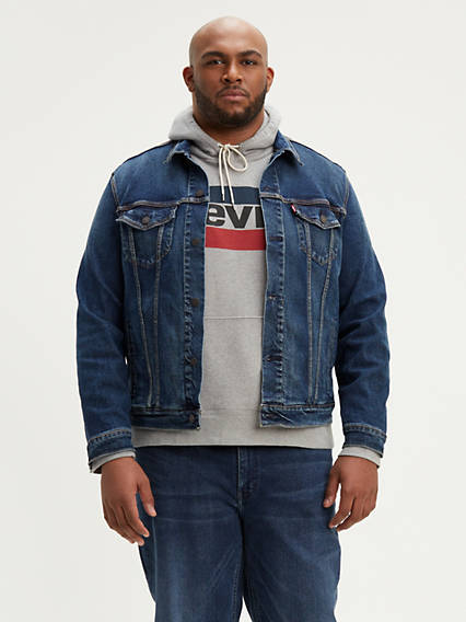 Trucker Jacket (Tall)