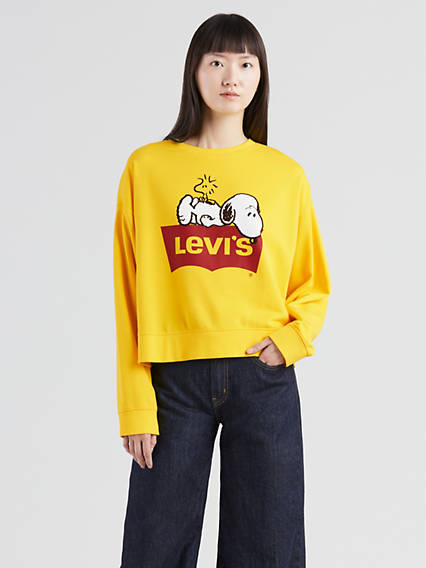 Levi's® x Peanuts Weekend Crewneck Sweatshirt