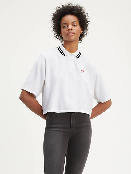 Lila Polo Shirt