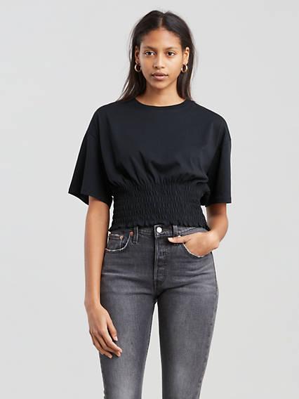 f1fe9510f Women's Shirts, Denim Blouses, Tank Tops & T-Shirts | Levi's® US