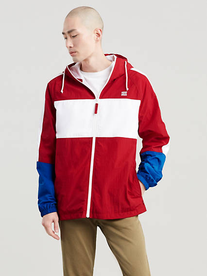 Pieced Windrunner Jacket