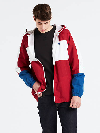 Levi's® x LFC Pieced Windrunner Jacket
