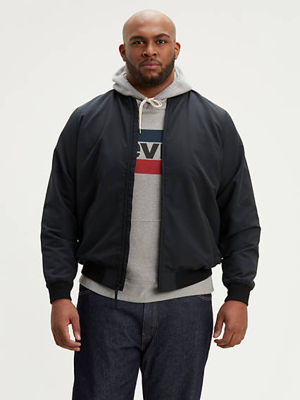 Baker Bomber Jacket (Tall)