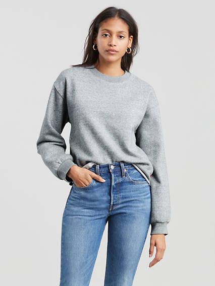 Annice Crew Sweatshirt