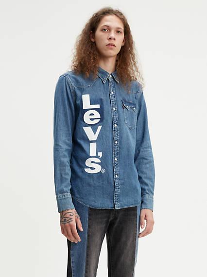 Levi's® Sawtooth Western Shirt