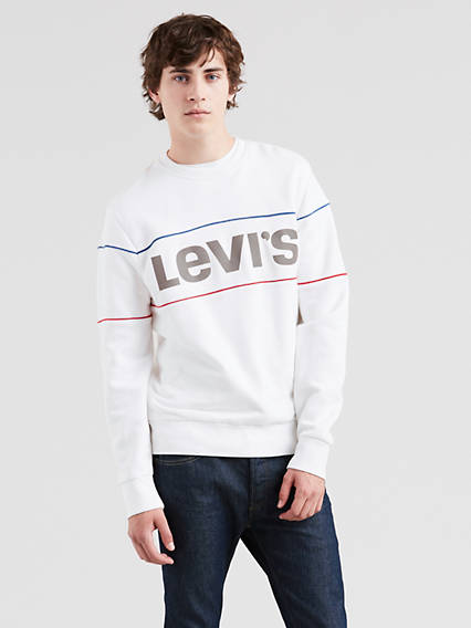 148989cf Sweaters, Sweatshirts & Hoodies For Men | Levi's