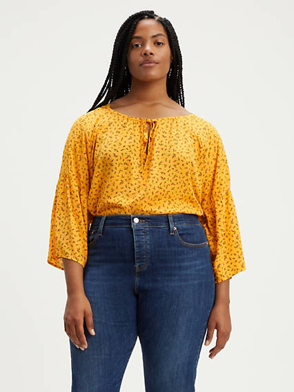 Meadow Top (Plus Size)