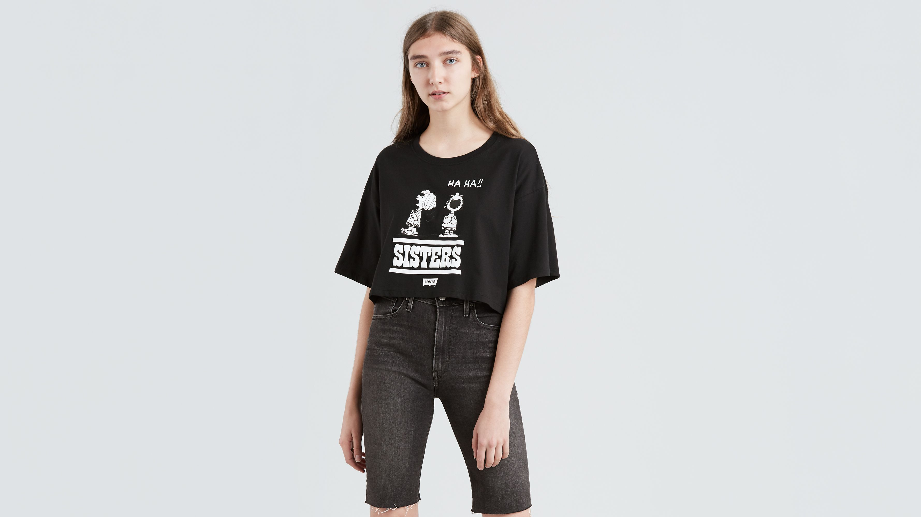 Levi's Peanuts Collab Is Chic and Adorable – eat, sleep