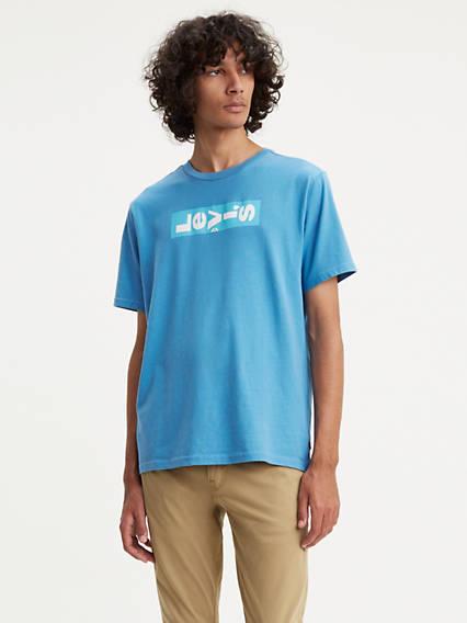 T-shirt graphique surdimensionné