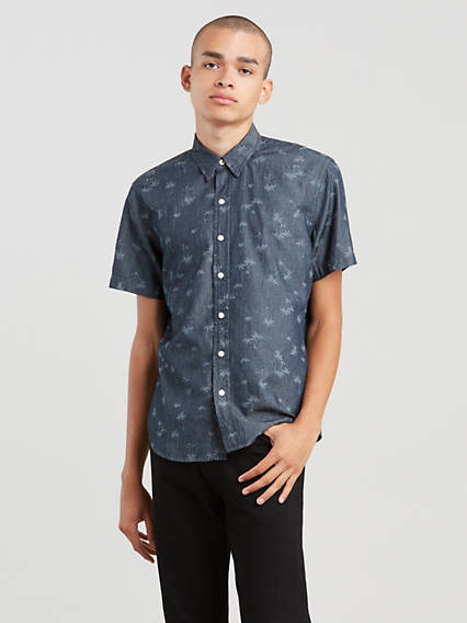 Short Sleeve Classic No Pkt Shirt