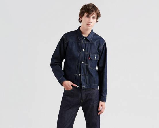 latest style save up to 60% clearance Levi's® Vintage Clothing 1936 Type Jacket