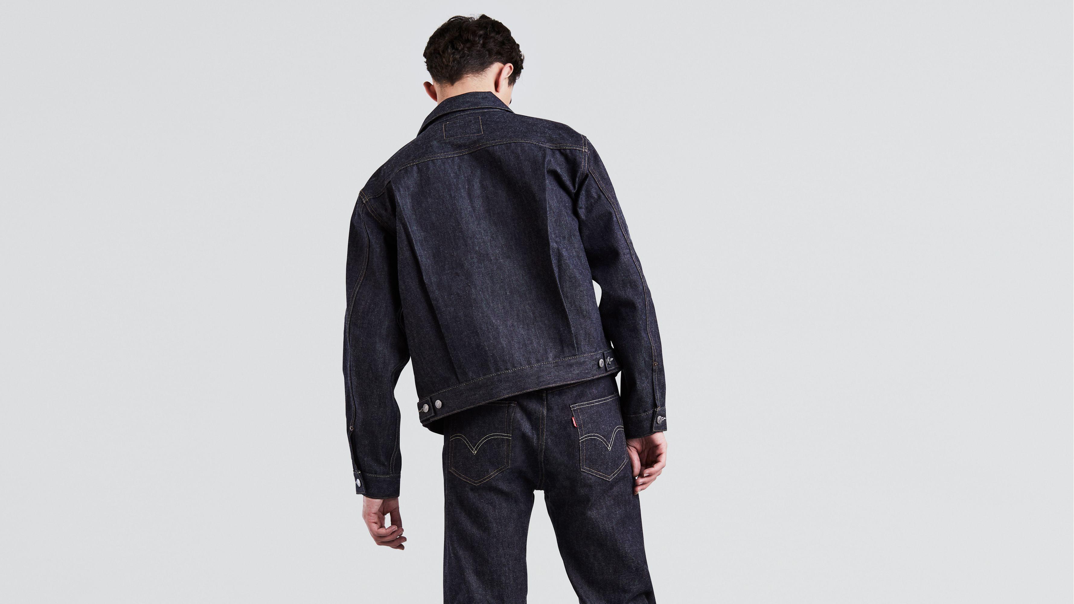 Type Vintage Jacket Levi's® Clothing 1953 P8wkn0O