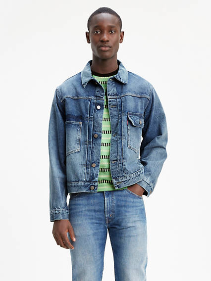 Levi's® Vintage Clothing 1953 Type II Trucker Jacket