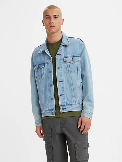Denim Jackets - Shop Men s Jean Jackets   Outerwear  50680d472c89