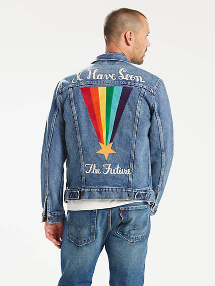 Pride Community Trucker Jacket