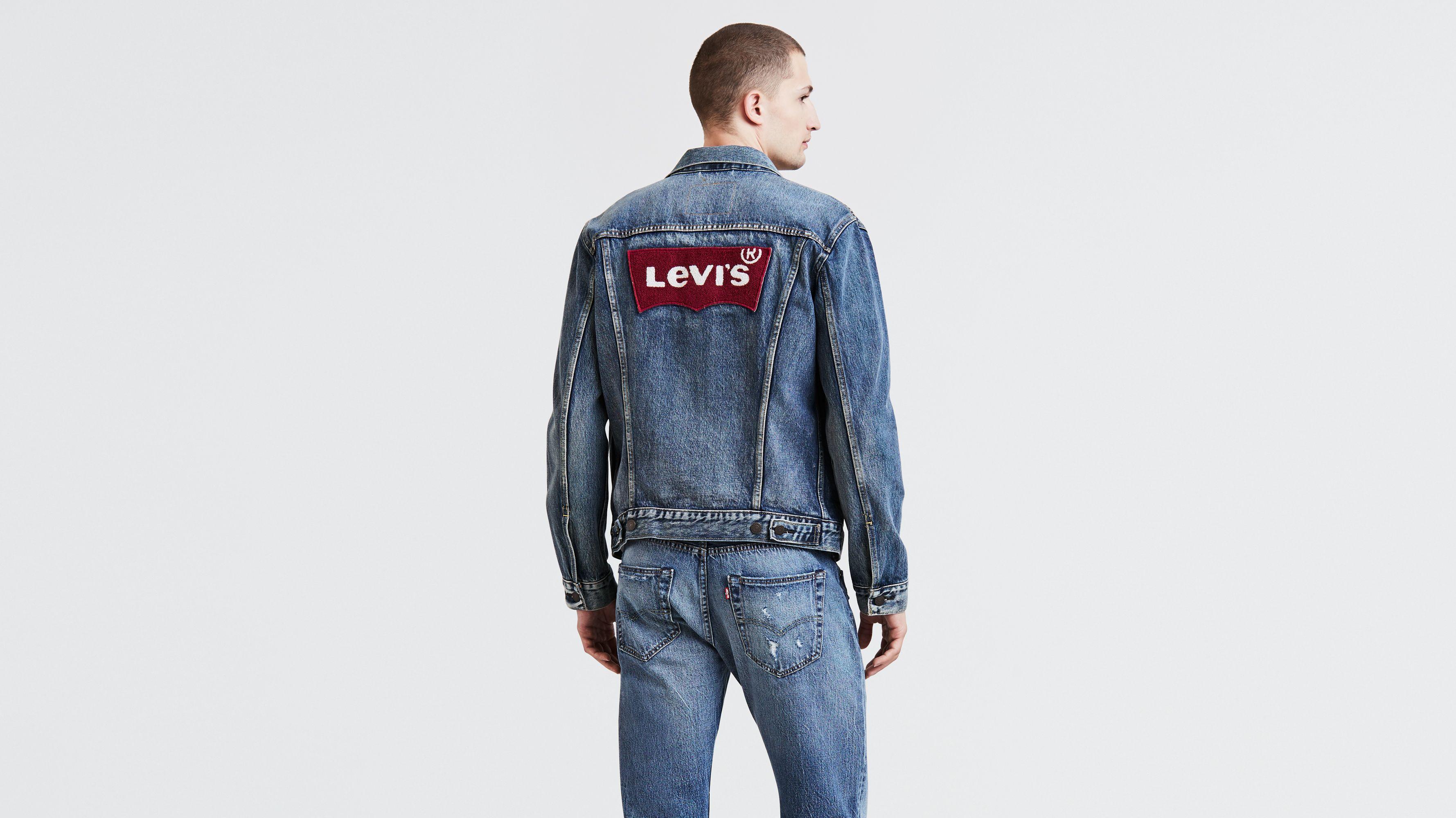 En Fr amp; Levi's® Jeans Men's Vestes Sherpas 6dSAHqnw