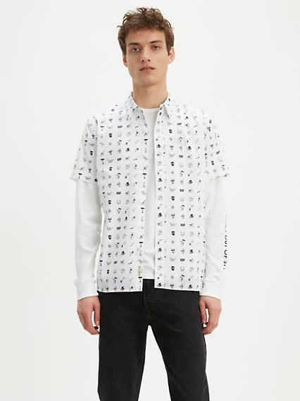 Shortsleeve Pacific No Pocket Shirt