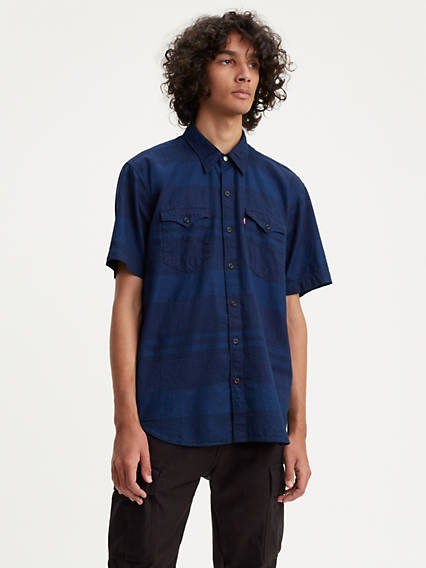 Short Sleeve Modern Barstow Shirt